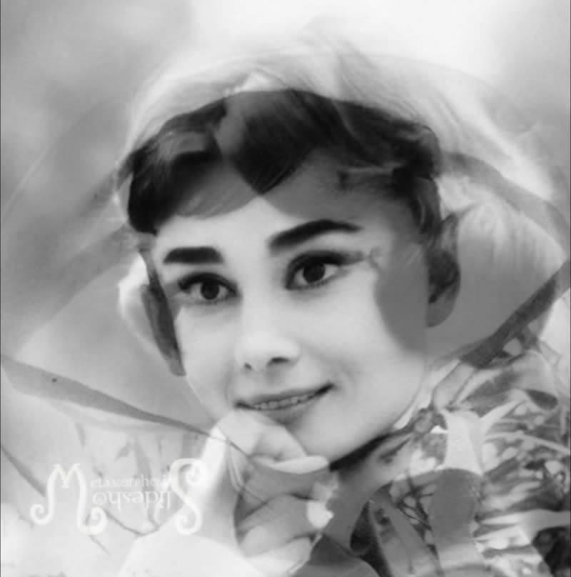 Vídeo Com Lindas Fotos De Audrey Hepburn Uma Atriz Fantástica!!!