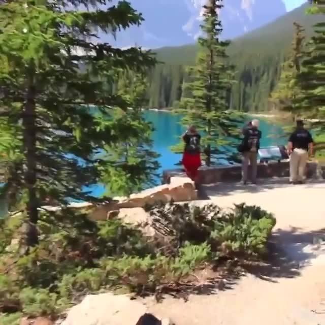 Lindas Imagens Da Natureza No Canadá, Que Lugar Mais Incrível!