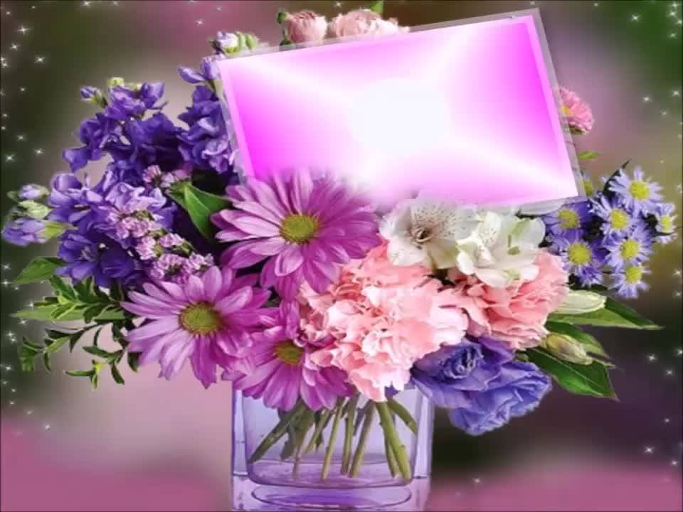 Vídeo De Feliz Aniversário Para Amiga! Te Desejo Toda Felicidade Do Mundo!!!