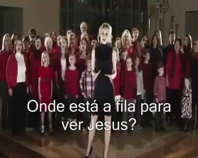 Onde Esta A Fila Para Ver Jesus