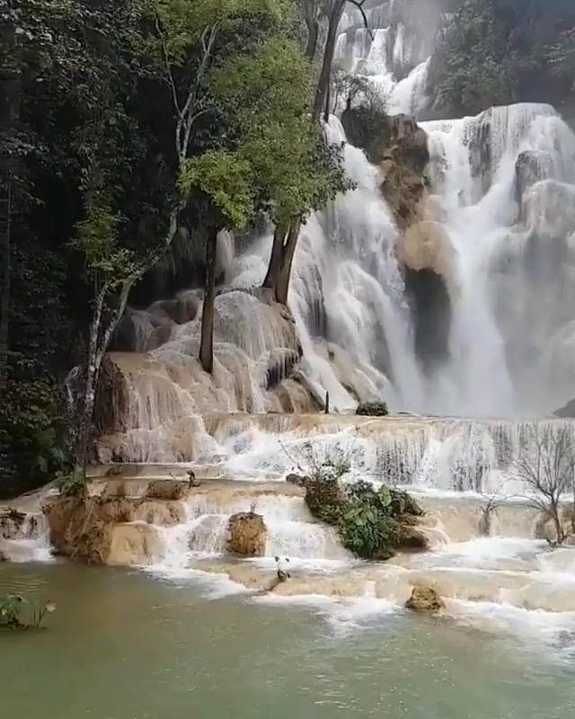 Imagem Maravilhosa De Uma Cachoeira, Deslumbrante, Confira!