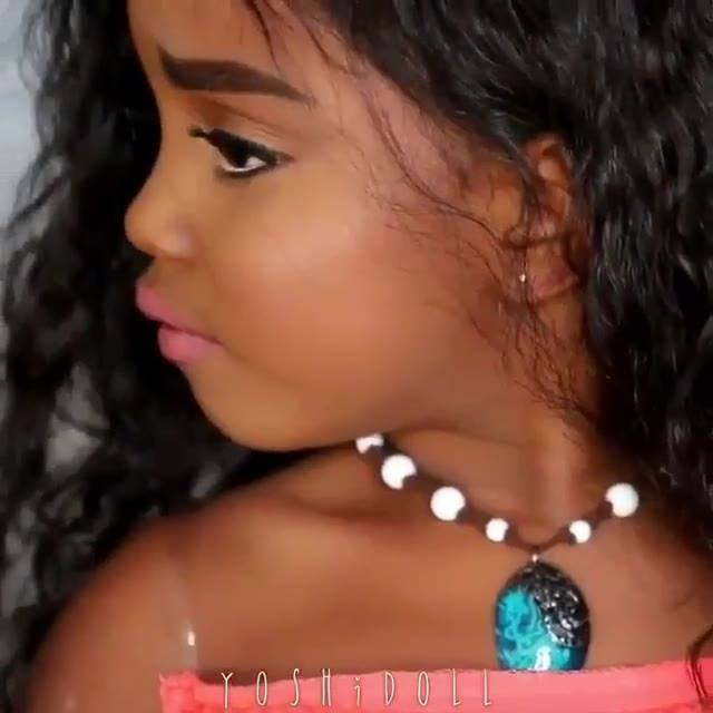 Maquiagem Infantil Que A Transformou Em Personagem De Desenho!