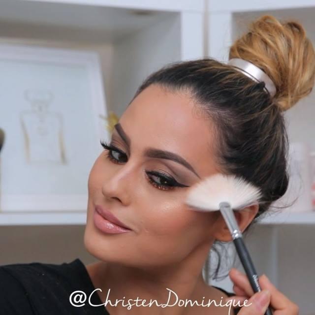 Maquiagem Simples E Linda, Uma Opção Para Usar No Dia A Dia!