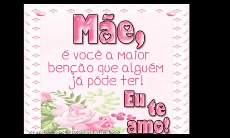Mensagem De Bom Dia Para Mãe! Obrigada Deus Pela Mãe Que O Senhor Me Concedeu!!!