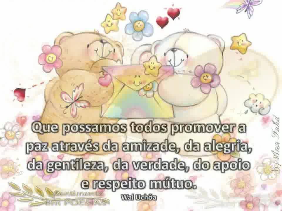 Mensagem Linda De Carinho Paras Todos Seus Amigos Especiais !!
