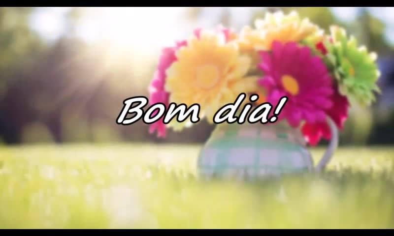 Vídeo De Bom Dia Com Agradecimento A Deus Por Mais Um Dia Vivido!!!