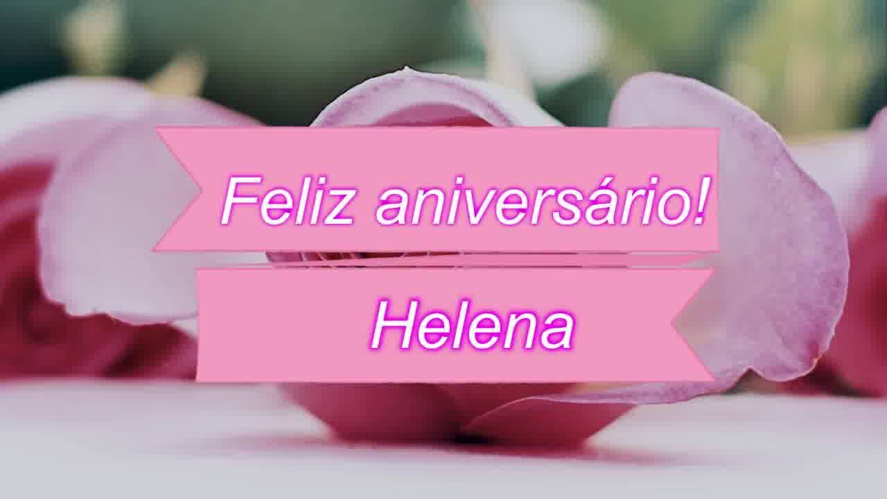 Parabéns Helena!