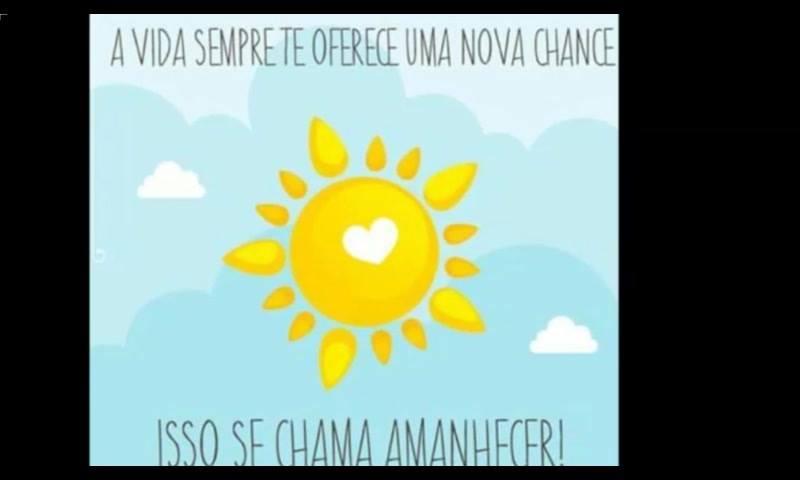 Nova Chance No Amanhecer