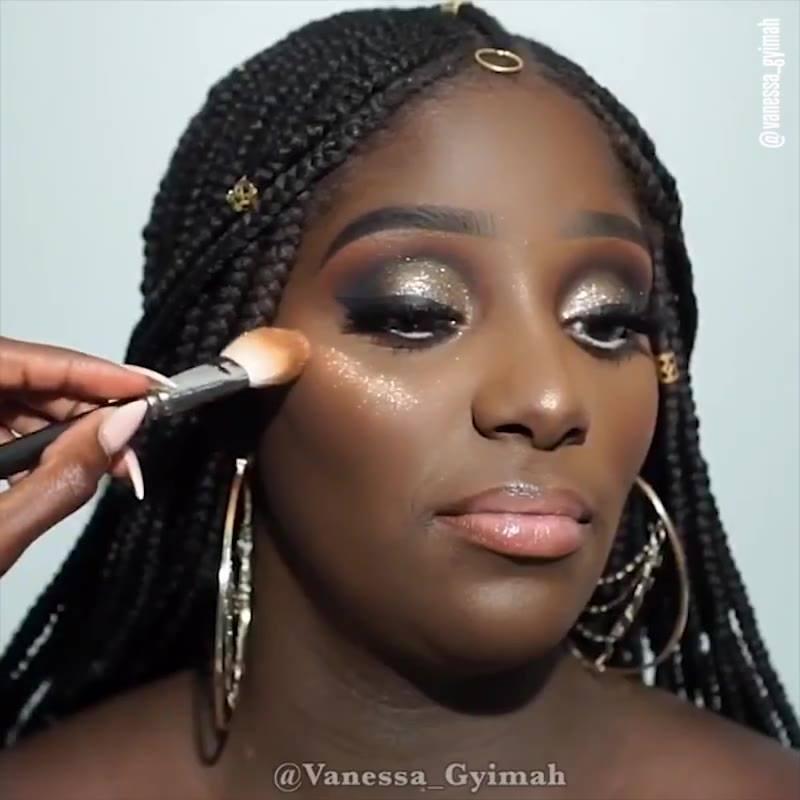 Maquiagens Para Mulheres Morenas, Todas Elas São Lindas Demais!