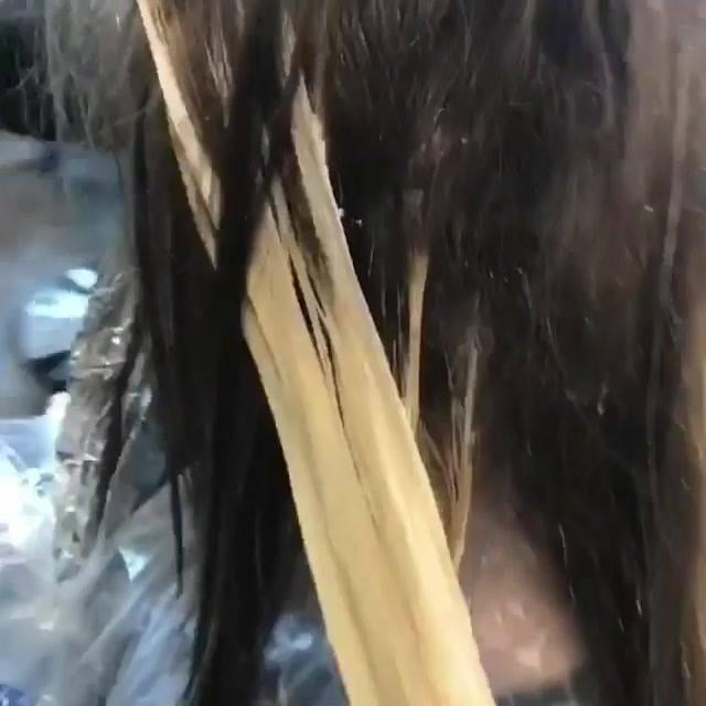 Transformação De Cabelo Castanho Para Loiro Divo, Veja Que Lindo!