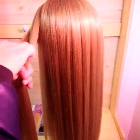 Penteado Cabelo Longo