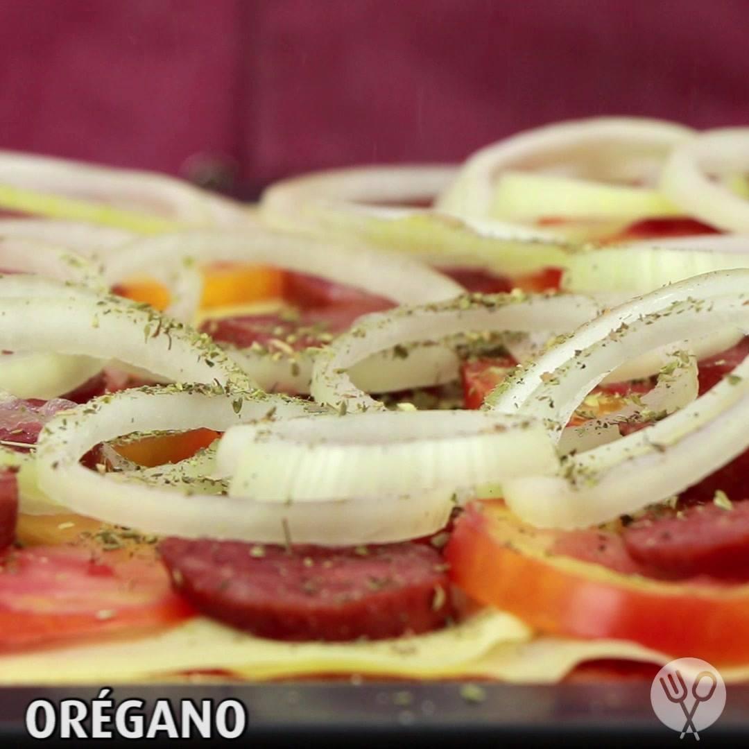 Receita De Pizza De Pão De Forma, Super Fácil De Fazer, Uma Delicia De Comer!!!