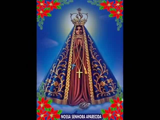 Para Compartilhar No Dia 12 De Outubro, Dia De Nossa Senhora De Aparecida!