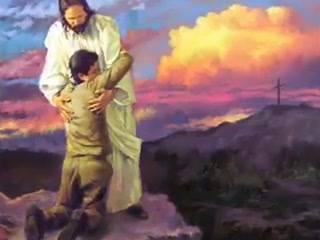 Foi Por Você! Jesus Te Ama!