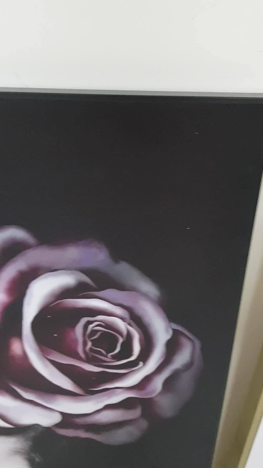 Desenho De Uma Mulher Com O Cabelo Em Formato De Rosa, Que Maravilha!