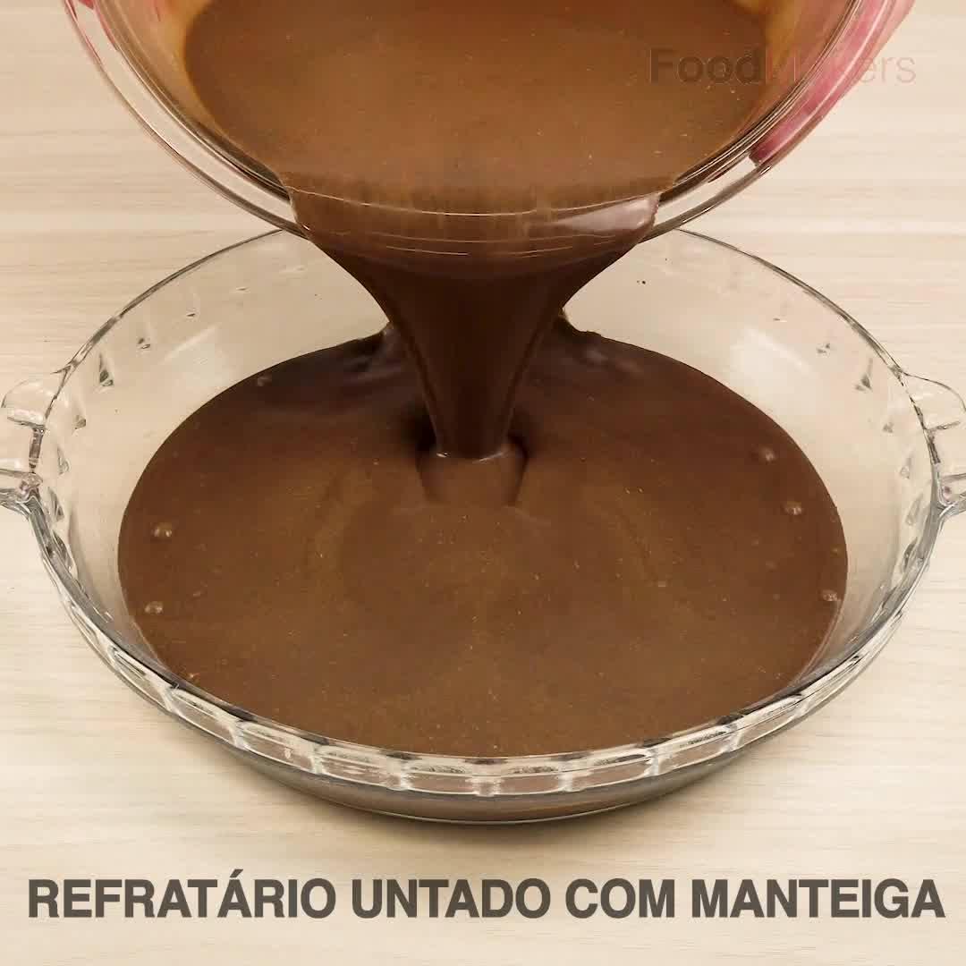 Brigadeiro De Forno, Essa Receita É Fantástica, Confira!
