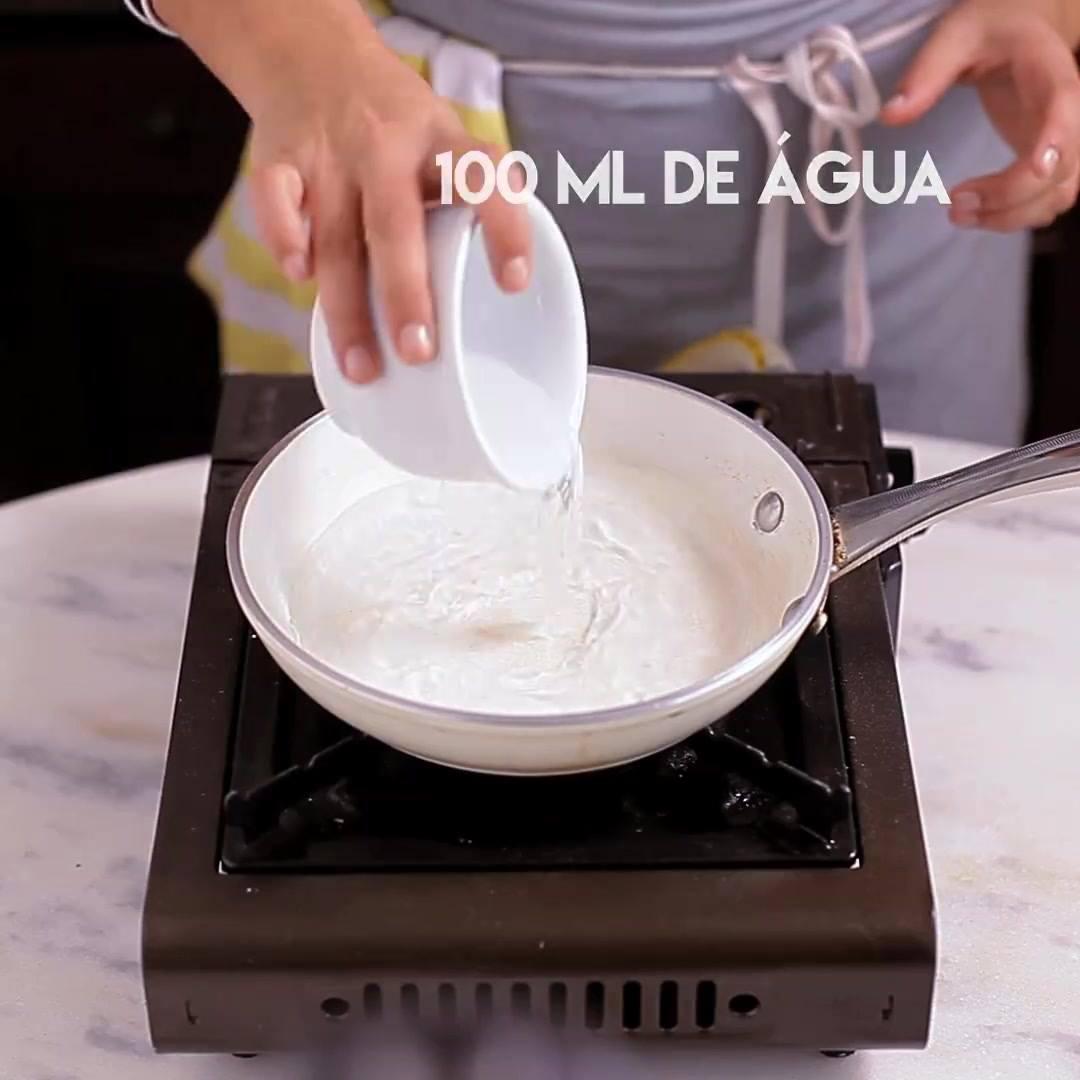 Gente Que Delicia De Receita De Pudim De Chocolate Branco!!!