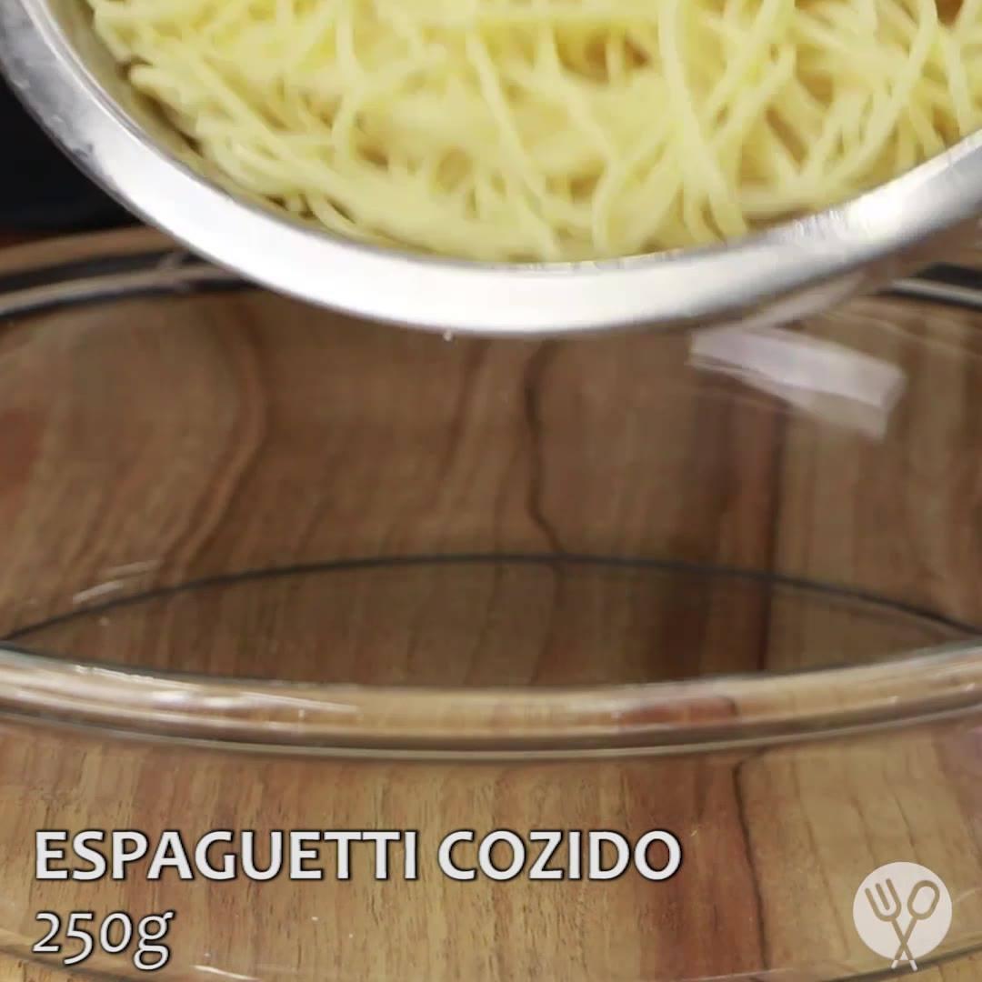 Receita De Espaguete A Parisiense, Bora Fazer Esta Delicia No Fim De Semana!!!