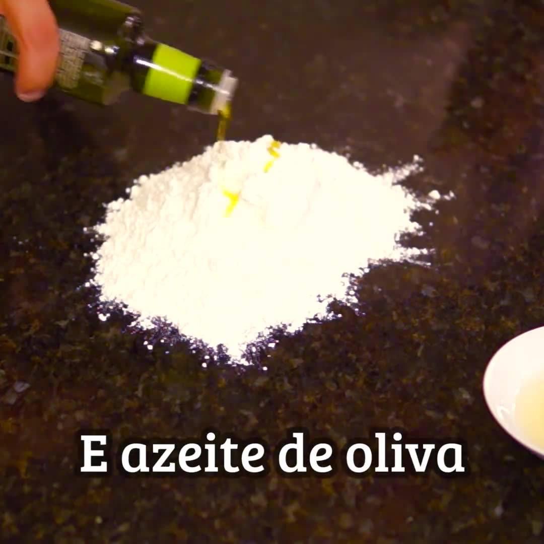 Receita De Massa Caseira, Uma Ideia Para Variar O Cardápio!