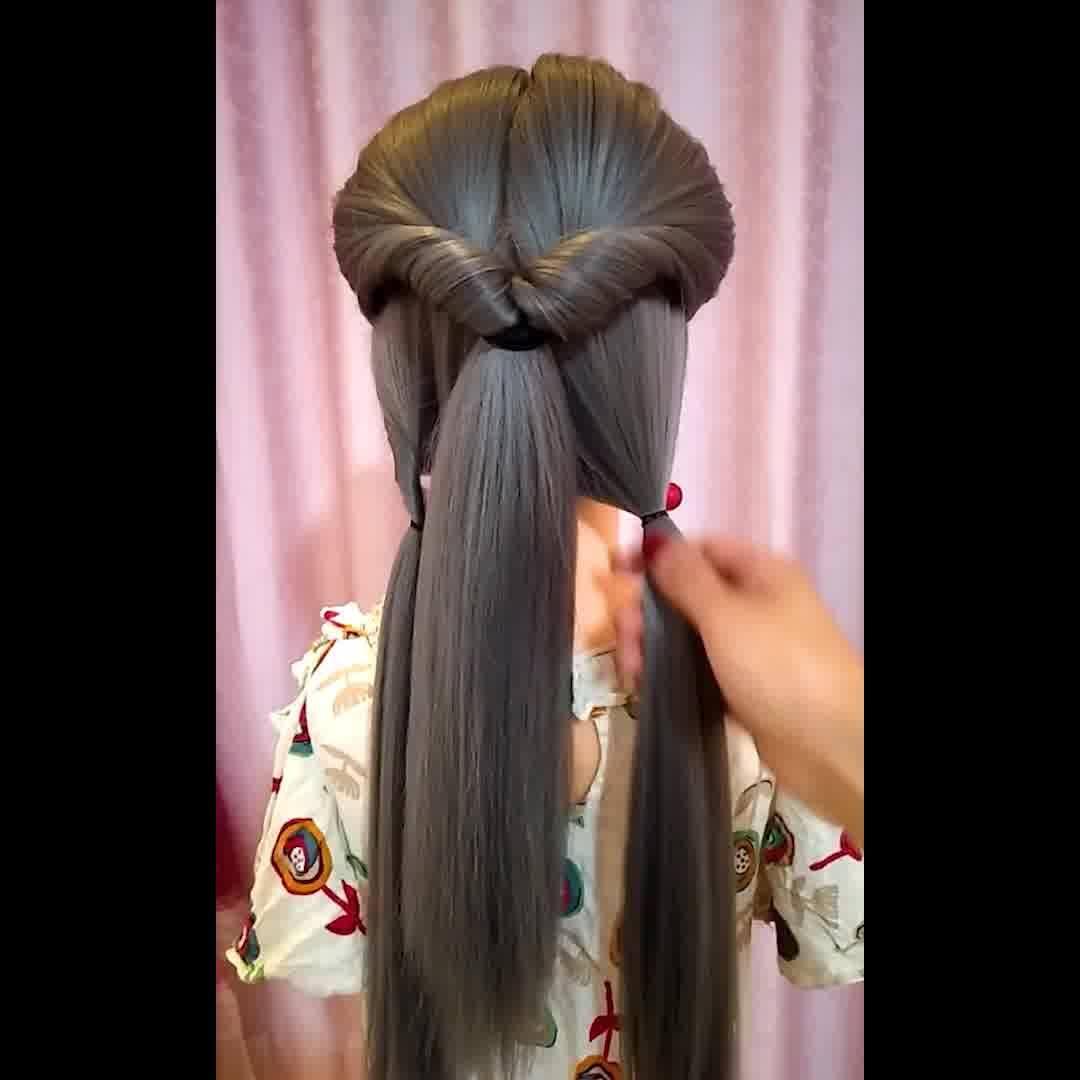 Top 10 Penteados Mais Diferentes E Bonitos, Confira Os Resultados!