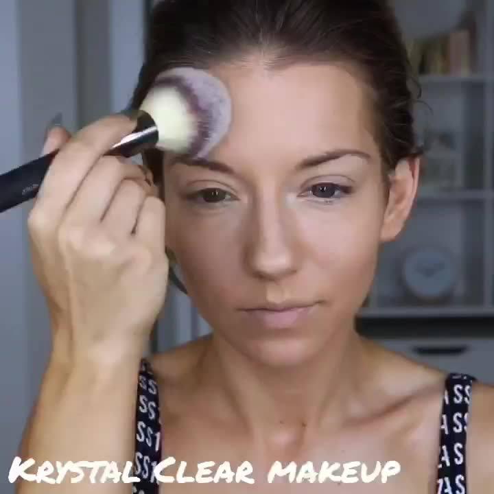 Tutorial De Maquiagem Passo A Passo, O Resultado É Perfeito!