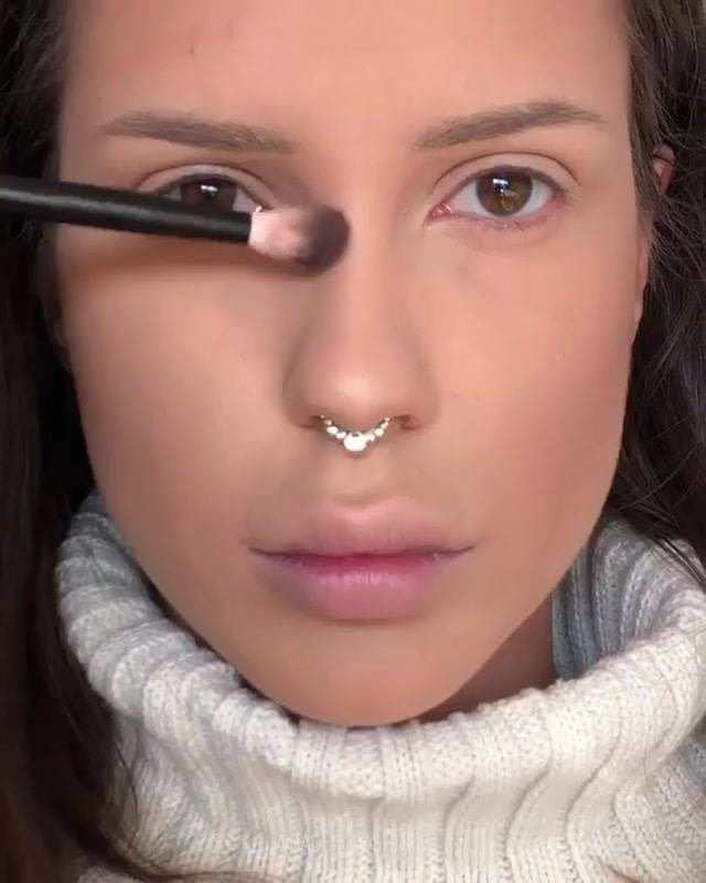 Tutorial De Maquiagem Para O Dia A Dia, Olha Só Que Perfeita!!!