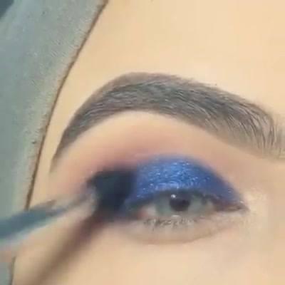 Tutorial De Sombra Azul