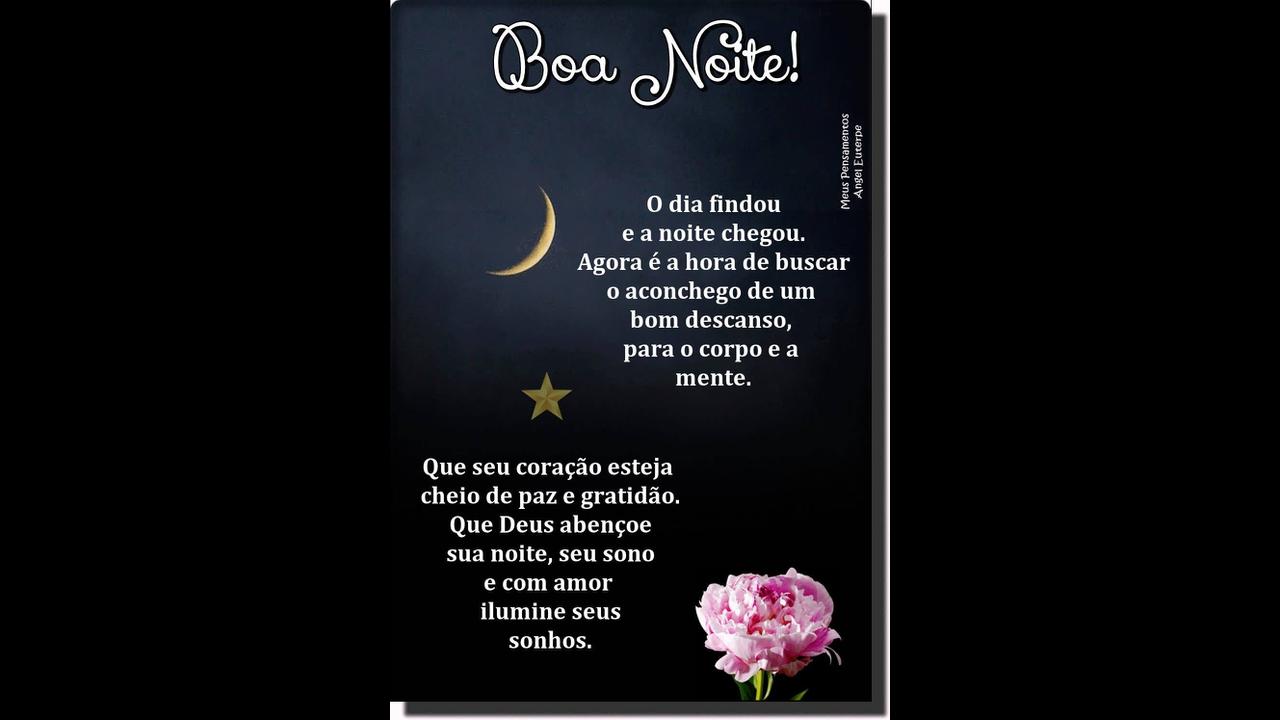 Mensagens De Boa Noite Recados E Mensagens Para Facebook E: Mensagem De Boa Noite Simples E Curta, Para Facebook