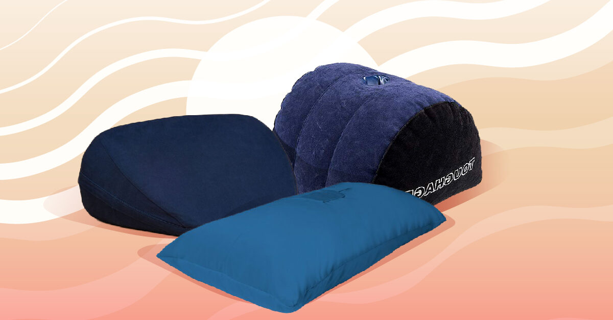 7 sex pillows benches and cushions to