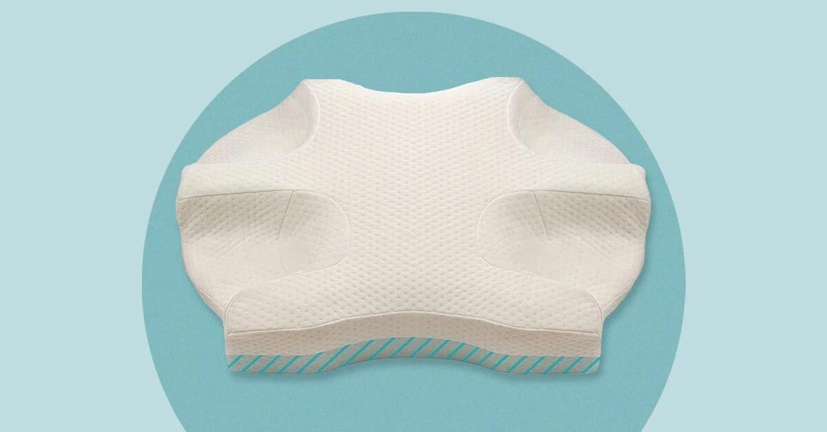 the 6 best pillows for sleep apnea
