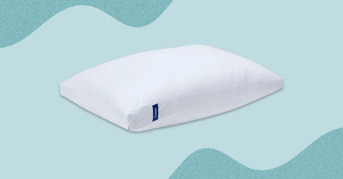 2021 original casper pillow review