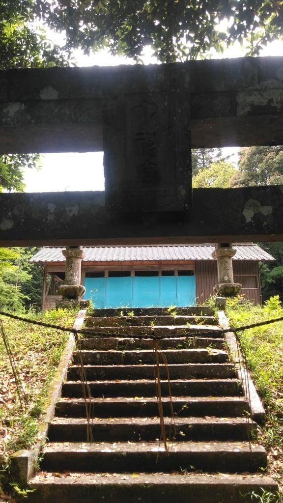 毛蕨神社(大分県中津駅)のアクセス・お參りの情報  ホトカミ