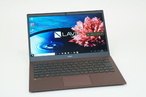 NEC「テレワーク用PCにオススメ、i3-8145U、メモリ4GB、SSD128GBでお値段15万」
