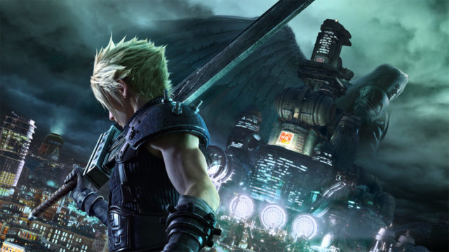 【朗報】FF7RがTrusted Reviews AwardsでGOTYを受賞!