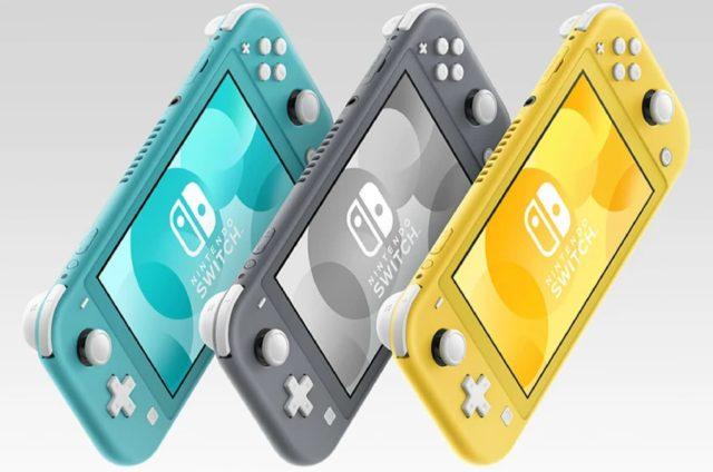 Nintendo Switch Liteとかいう持ち運びに適さないゲーム機