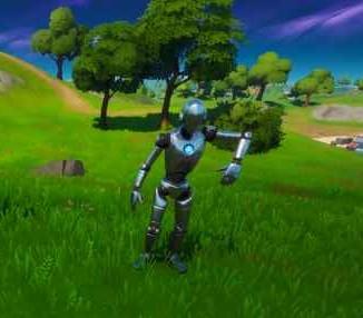 【Fortnite】スターク社のロボットにダンスさせる方法は?【フォートナイト】