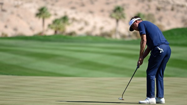 Keith Mitchell rolls to five-shot lead at CJ Cup