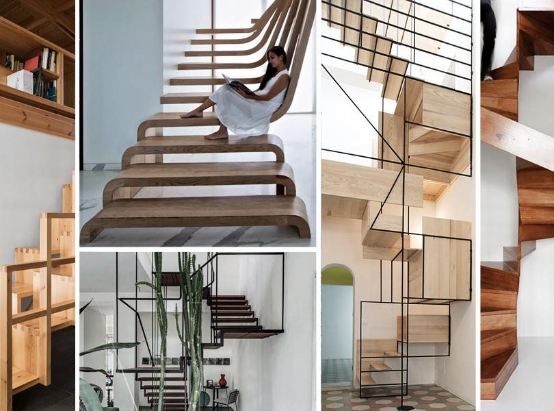 дизайн лестниц 2