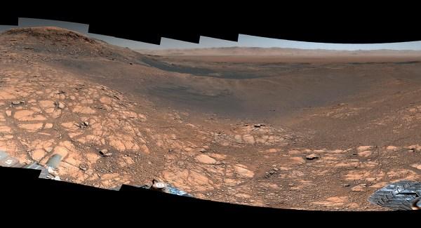 Марс в деталях: NASA выложило фотографию поверхности ...