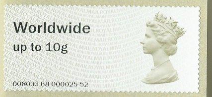 NCR Post Office Self Service WW10g