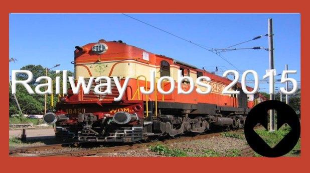 railway recruitment 2015