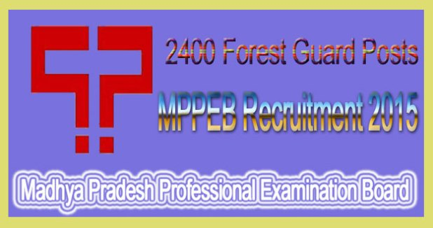 VYAPAM forest guard admit card 2015