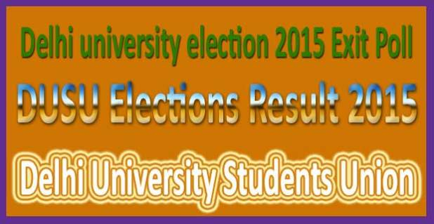 DUSU elections result 2016