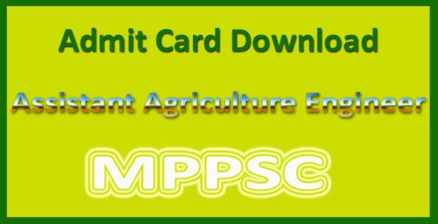 MPPSC AAE admit card 2015