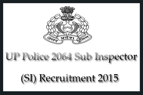 UP police sub inspector recruitment 2015