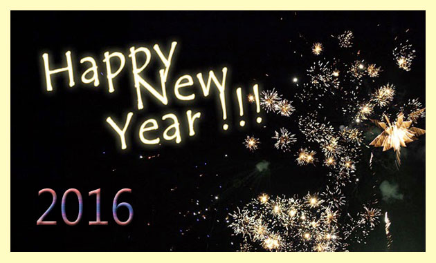 New year 2016 quotes