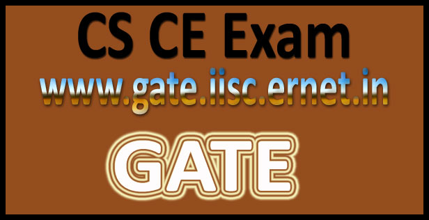 GATE CSE answer key 2016