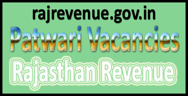 Rajasthan Patwari Main exam answer key 2016