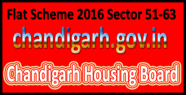 Chandigarh housing board new scheme 2016