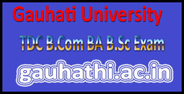 Gauhati university result 2016